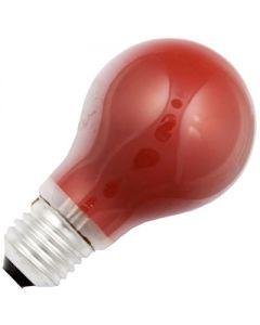 Normaal 25 watt Rood Mat