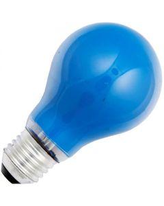 Normaal 25 watt Blauw Mat