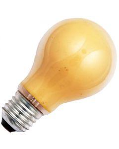 Normaal 25 watt Geel Mat