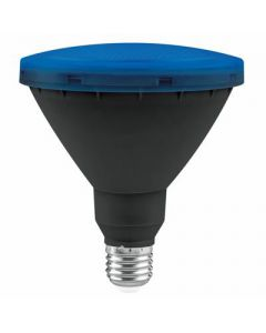 Led Reflectorlamp PAR 38 Blauw