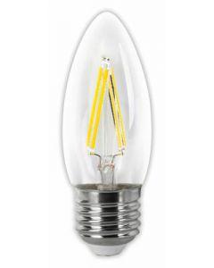 Ledlamp Kaarslamp Helder E27