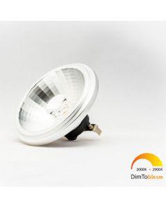 Vintage Led Light AR111 12w. dim to warm