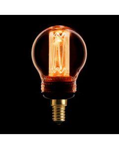 LED kooldraad kogellamp E14