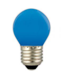 Calex  Gekleurde LED Lamp Kogel E27 Blauw
