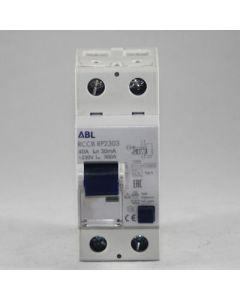 ABL aardlekschakelaar 16A