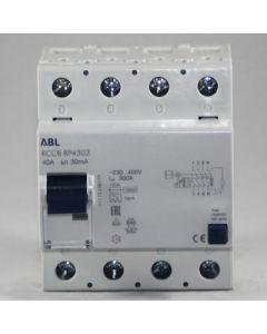 ABL aardlekschakelaar 40A