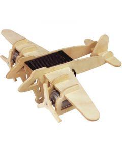 Houten vliegtuig