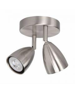 opb.spot gu10 nikk.  malmo 2l.excl.lamp