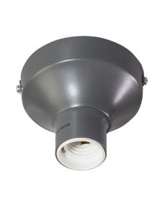 plafond lamp e27     tasso grijs