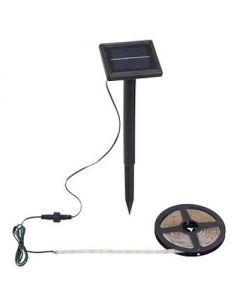 led strip solar 90LED