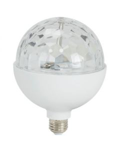 rgb led lamp 125mm
