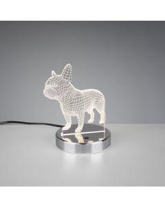 Tafellamp Led dog 3.2 Watt  RGB